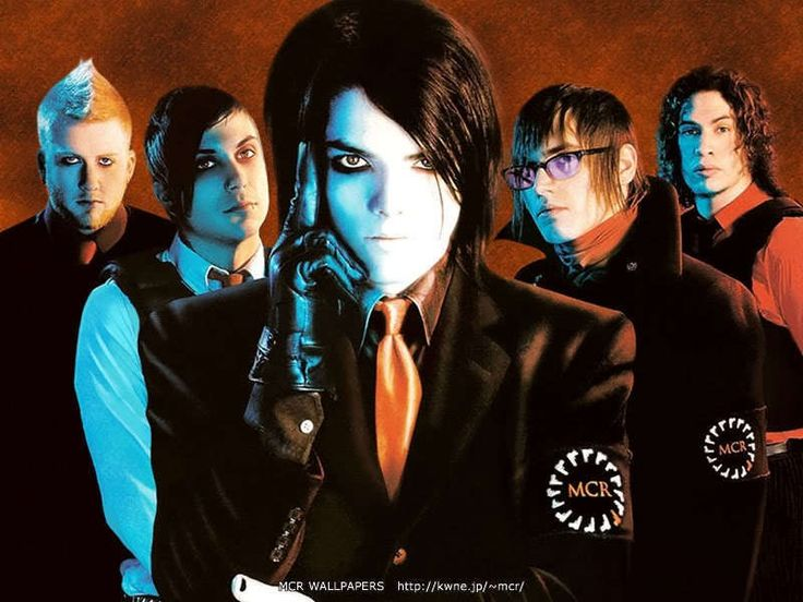 """Check out """"How Well Do You Know My Chemical Romance?"""" on Qzzr"""