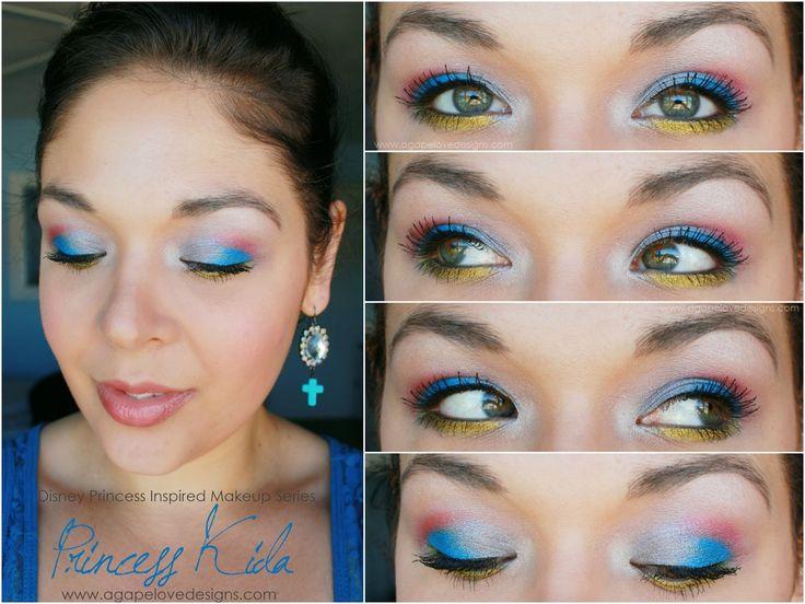 85 best Disney Makeup images on Pinterest   Disney makeup, Make up ...