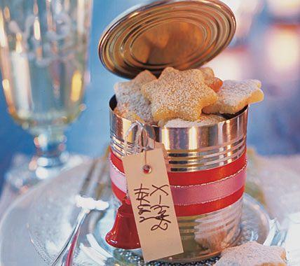 Süßes Geschenk zum Knuspern - Geschenke basteln zu Weihnachten 12 - [LIVING AT HOME]