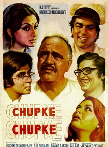 chupke chupke movie poster - Google Search
