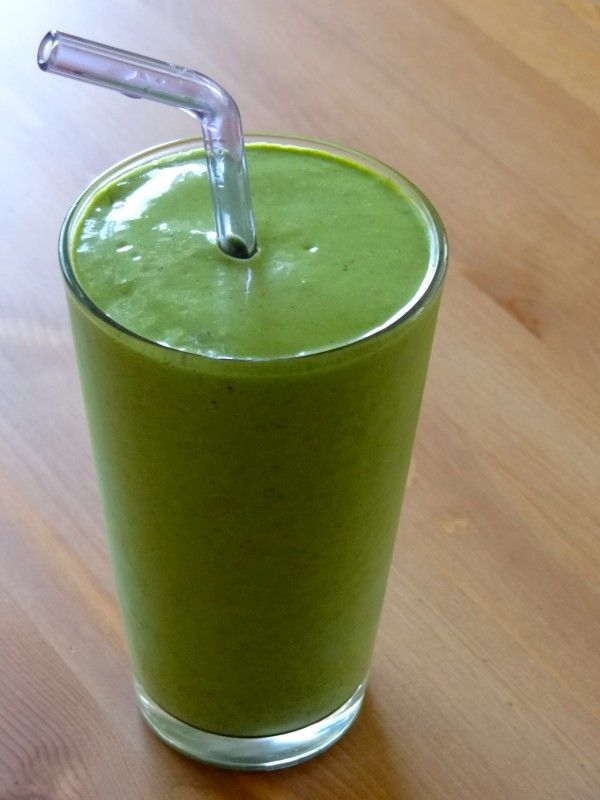 Earlier this week, I took a twist on my Green Fig & Kale Smoothie and amped up the volume. I...