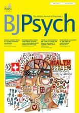 Encephalitis and psychosis Nicholas Moran The British Journal of Psychiatry May 2012, 200 (5) 428; DOI: 10.1192/bjp.200.5.428  http://bjp.rcpsych.org/content/200/5/428.1