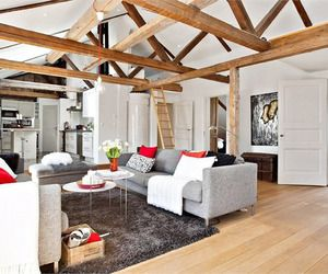 """Love"""" Delightful and Spacious Loft Home in Sweden"""