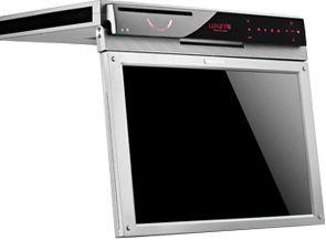30 best kitchen tvs ; flipdown tv, pop up tv, cabinet door tv