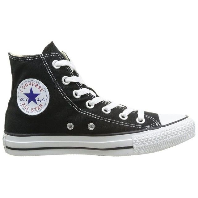Baskets hautes ctas hi core canvas noir Converse | La ...