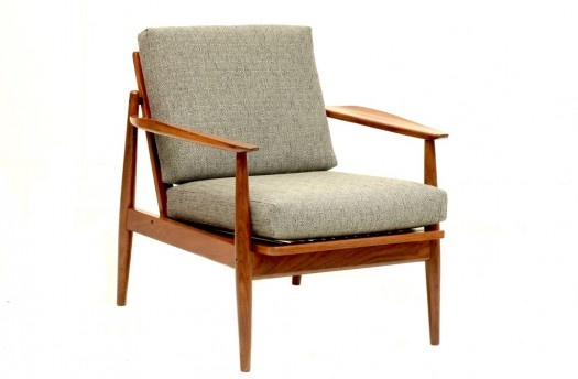 Danish Teak Armchair. | 20th Century Scandinavia