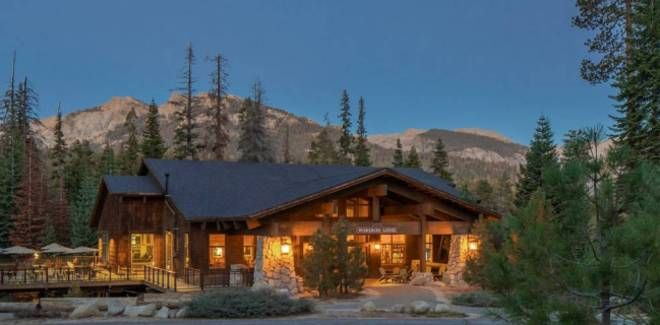 Wuksachi Village Lodge Sequoia National Park Sequoia National Park Lodging Sequoia National Park National Parks