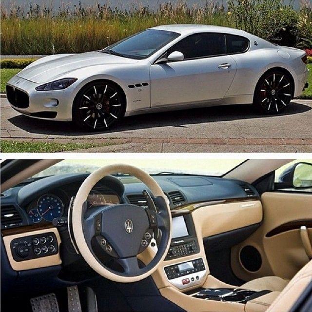 2012 Maserati Quattroporte Interior: Best 25+ Maserati Granturismo Ideas On Pinterest