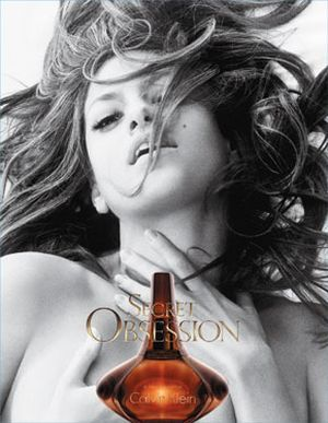 Secret Obsession by Calvin Klein with Eva Mendes