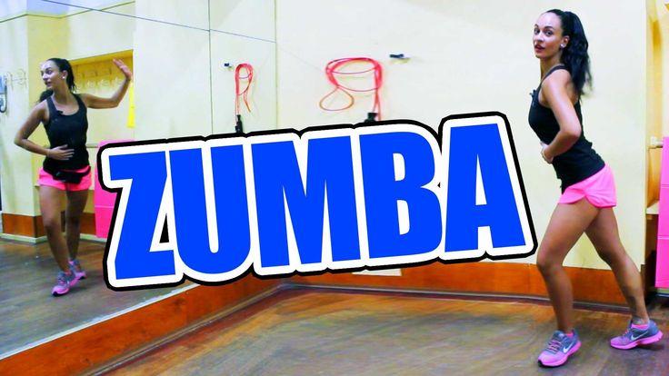 Zumba Fitness - Come ballare per dimagrire e tonificare - Esercizi grati...