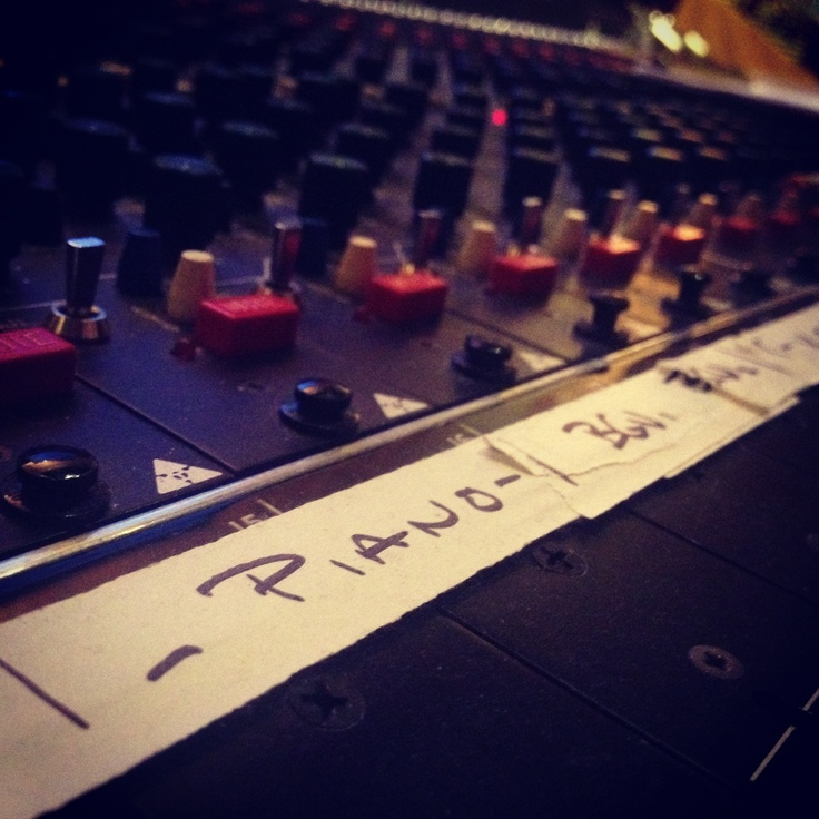 Sound board! Theater Pinterest The o'jays