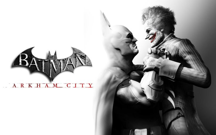 Batman: Arkham City (The Movie) - YouTube