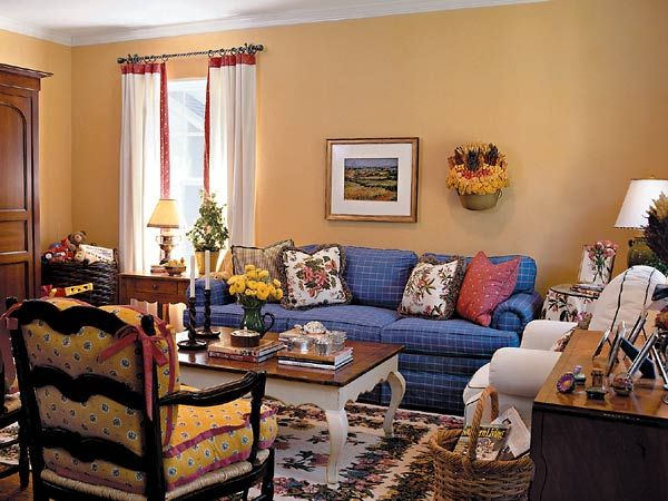 Best 25 french country colors ideas on pinterest french - Country living room color schemes ...