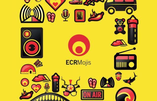 East Coast Radio launches ECRmojis