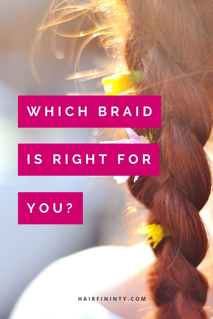 Which braid is right for you? Take the quiz to find out what braid style you should go with!