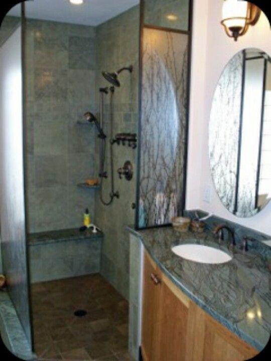 51 besten Bathrooms Bilder auf Pinterest Badezimmer, Duschen und - badezimmer badewanne dusche