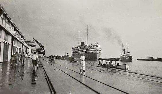 Pelabuhan Tanjung Priok , 1935