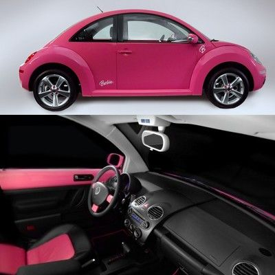 pink volkswagen beetle with eyelashes. barbie pink volkswagen new beetle i donu0027t like beetles or but this car is straight sexy iu0027d drive it till the wheels fell off with eyelashes r