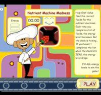 Chapter 1 - Kids Vitamins and Minerals- Nutrition Lesson Plan, Healthy Food Nutrient Lessons, Elementary Students Grade 3-5
