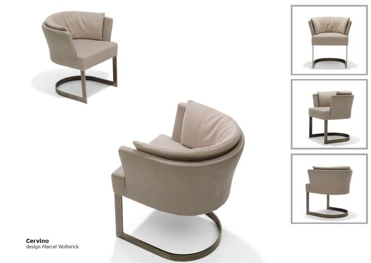 Dining Chair - Cervino - Verden Collection