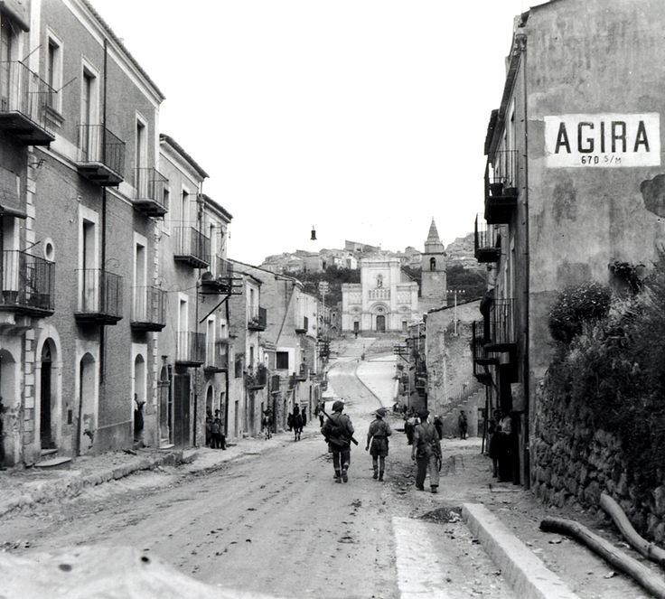 This is a picture from the battle of Ortona and shows that it was a very dangerous hand to hand combat and how Canadian troops had to be very courageous and careful because of the alleyways and having an enemy soldier hiding in one. It is a credible source because it gives a lot of information about the cautiousness that Canadian soldiers had to take and also is taken directly from the time period.