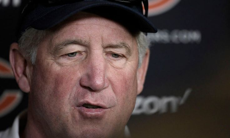 "Bears coach John Fox knows his career is coming to a close = Chicago Bears head coach John Fox understands that he won't be able to coach for much longer, according to 670 The Score. ""I'm not dumb enough to think I can do this for 20 more years,"" said Fox, who is entering his third year as the Bears' head coach. Still, Fox....."