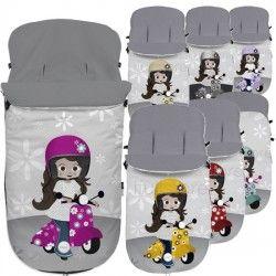 SACOS FULI&CO: los sacos de Fuli&Co tienen unos diseños divertidos, pero es que además son muy transpirables, lo que garantiza la comodidad de tu bebé. ¡Trabajamos con todos los modelos de la marca! ¡Consúltanos!