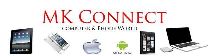MK Connect is an e-business (online business) selling Computers, Tablets, electronics and cellphones at affordable prices. We specialize more on Android phones and Tablets and we also sell Samsung, Apple and blackberry phones. We provide free shipping all over the world. https://www.facebook.com/mkconnect1