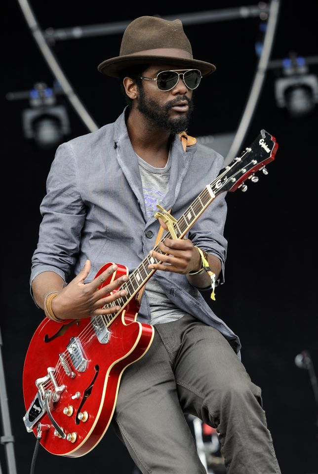 Gary Clark Jr...if you're not listening to this man...start with Bright Lights, Big City.