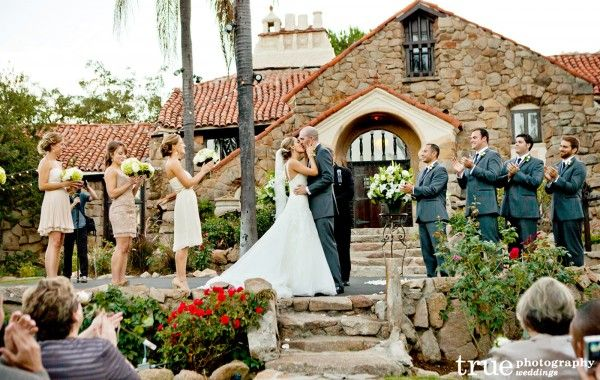 Just added a unique and charming wedding at mt woodson for Castle wedding venues southern california