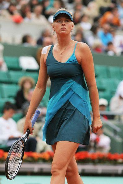 Maria Sharapova Pictures - 2009 French Open - Day Four - Zimbio