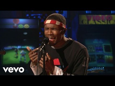 Frank Ocean - Thinkin Bout You (Live on SNL) - YouTube