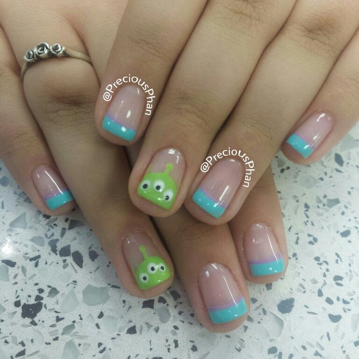 Alien, toy story nails