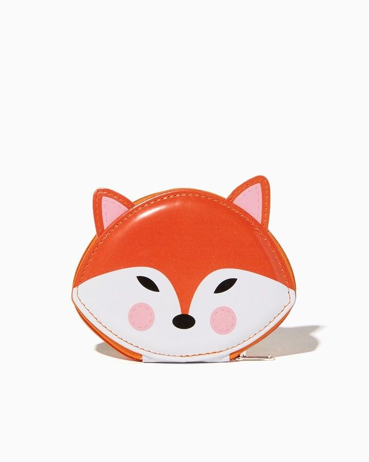 Charming charlie Fox Manicure Set