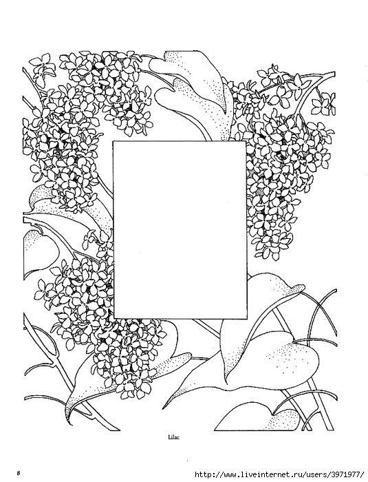 Схемы для вышивки цветов. Обсуждение на LiveInternet - Российский Сервис Онлайн-Дневников