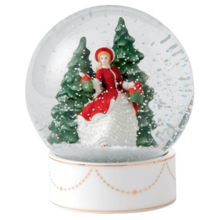 Royal Doulton Snow Globes Winters Day