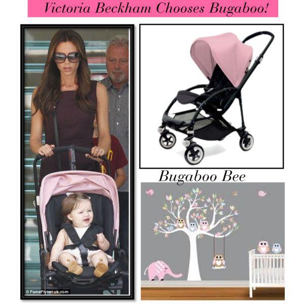 Victoria Beckham Chooses Bugaboo!