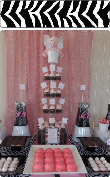 Modern Baby Shower Ideas For Girls