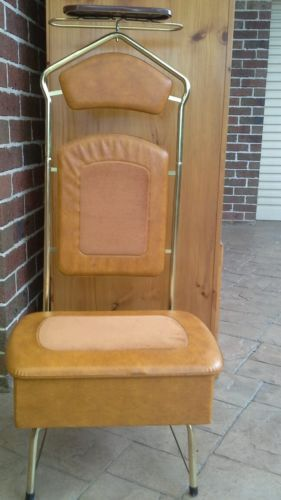 Vintage Valet Butlers Chair Early 70s In Very Good Condition