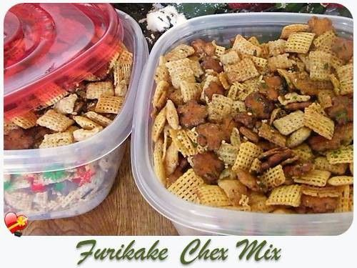 Get this simple and tasty Furikake Chex mix recipe. Check out more local style recipes here.
