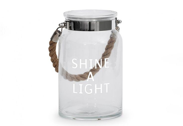 Shine Hurricane Lantern | Super A-Mart