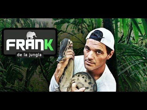 Frank i dżungla - Nieznana dżungla w Kostaryce [Lektor PL]