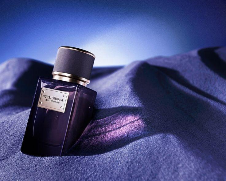 George Pedersen - Still Life Photographer - Dolce & Gabbana - Velvet Desert Oud www.georgepedersen.com
