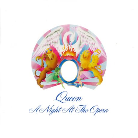 2015. 01. 02. Queen 《A Night At The Opera》
