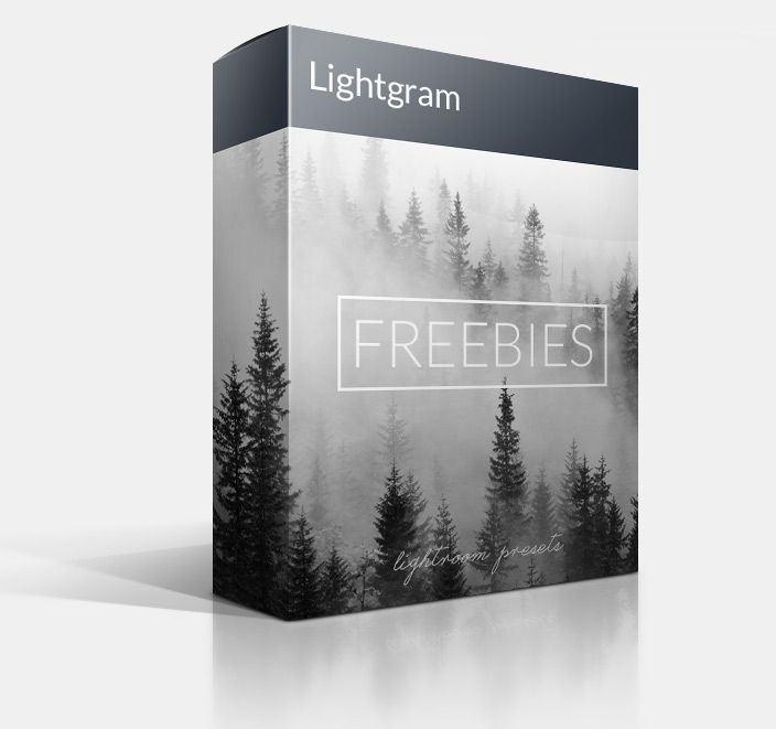 free Lightroom presets from Lightgram
