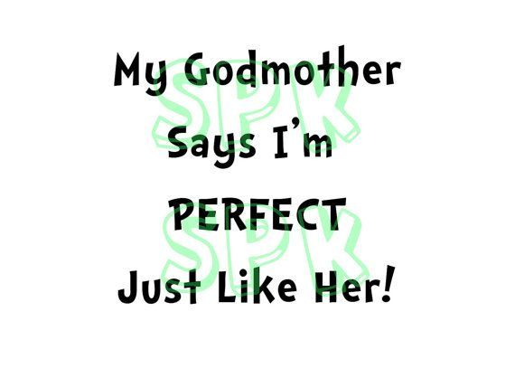 1000+ Godmother Quotes On Pinterest