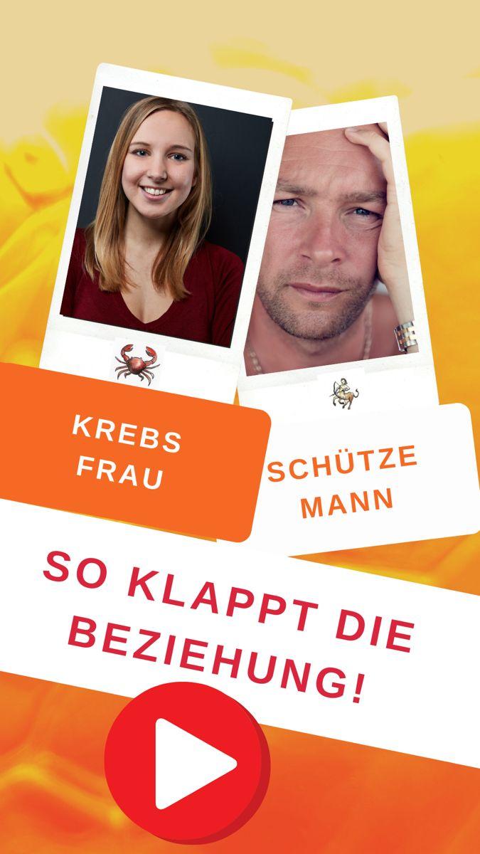 Schütze-Mann & Krebs-Frau Liebe und Partnerschaft