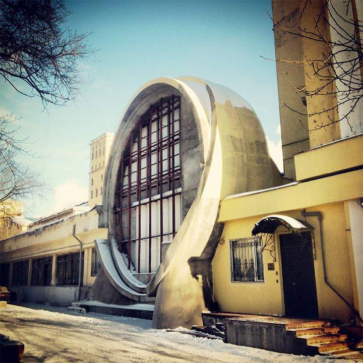 Афиша Город: 25 удивительных зданий, о которых вы могли не знать – Архив