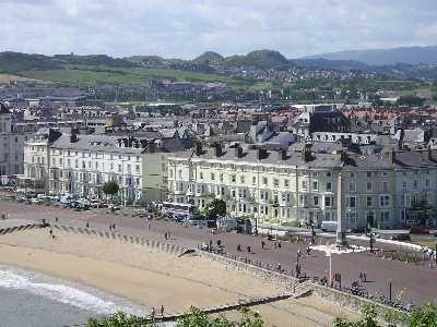 Llandudno Conwy North Wales UK - Queen of North Wales Resorts .