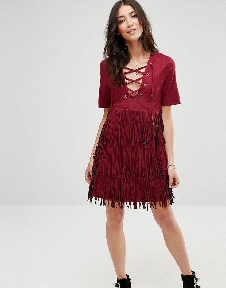 Red summer dresses sale